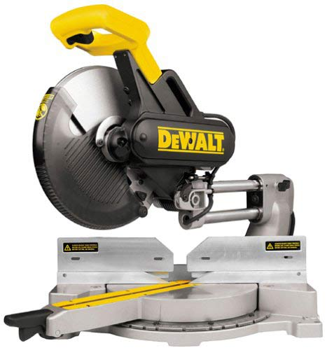 Dewalt Sliding Dual Compound Miter Saw