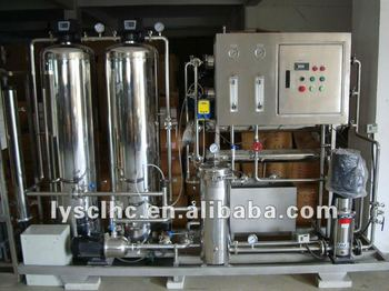5000L/H Stainless steel RO water treatment equipment