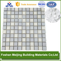 high quality base white sublimation coating for ceramic tile for glass mosaics