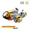 mini pocket bike 49cc engine complete