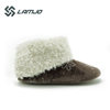 Fall Winter Pv Fur Ladies Boots For Women