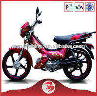 Cheap 50CC Mini Cub Motorcycle For Sale 4-Stroke Pocket Bike Hot Selling