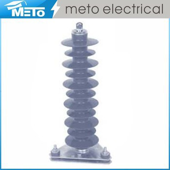 High Voltage surge lightning protection/ surge arrester valve type lightning arrester