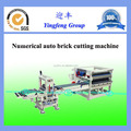 Numerical Control auto clay brick cutting machine,clay brick cutter