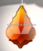 crystal chandelier French cut pendalogue prism wholesale