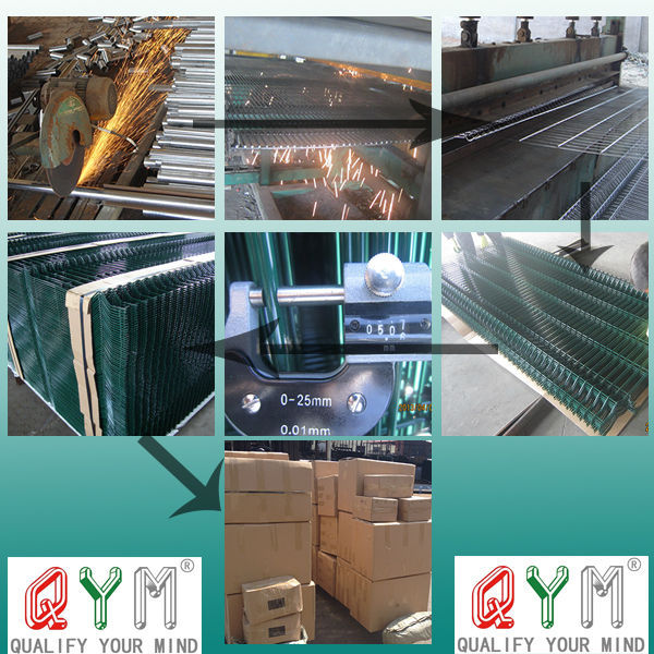 Electro Galvanized/Hot Dipped Galvanized/PVC Coated QYM-Barbed Wire