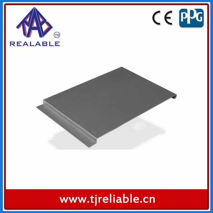 Factory C Shape Aluminum Profile extrusion for Ceiling/roofing Design