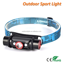 Promotion LED Wrist Lamp Rechargeable Torch Light