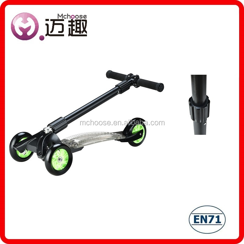 Attractive Design aluminum scooter with foldable frame