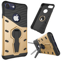 Private label wholesale ultra thin pu leather armor cell phone case cover for iPhone 6