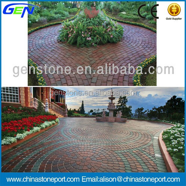 Garden Artificial Carved Paving Stone