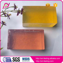Top Quality Famous Bath Soap Herbal Organic Soap Making Transparent Handmade Natural Soap