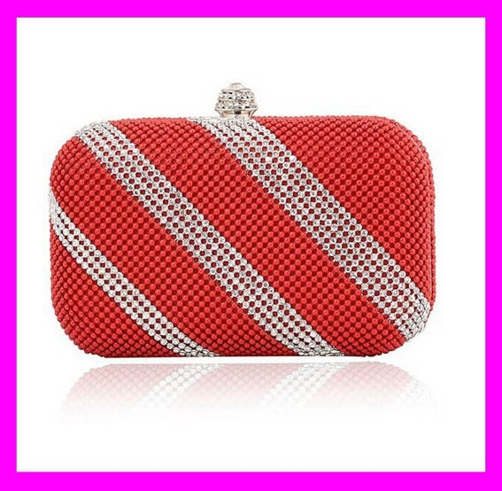 Hot-selling fashion elegant ladies indian clutch purses wholesale HD4360