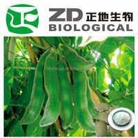 China medicinal herbal plants natural mucuna pruriens extract in herbal extract 98% l-dopa