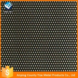Professional cheap perforated metal mesh company
