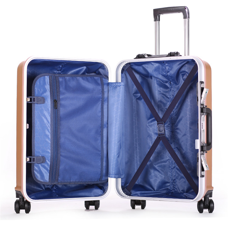New PC spinner wheels bags carry on luggage suitcase travel luggage bags
