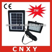 LED Light Solar Fiber Optics Lights