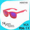2015 cheap custom logo child eyewear with dots printed detail