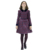 AW18 newest design long sleeves plaid dress for teen girl