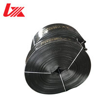 Manufacturing Directly Sale 6 inch discharge irrigation lay flat large diameter flexible fire hose