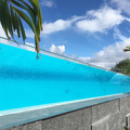 PG Customized Clear Acrylic Panels for Swimming Pool