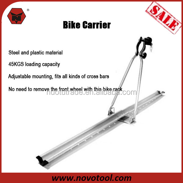 China Manufacturer Competitive Price Best Quality Upright CAR Rooftop Folding Bicycle Rack Carrier Suv