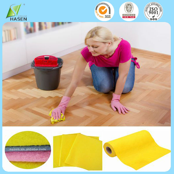 High Quality Lint Free Magic Floor Water Cleaning Wiper