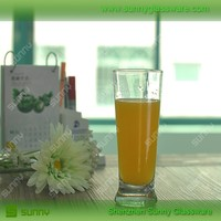 hot sales drinking glass with round bottom