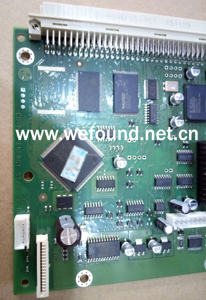 Good working! Motherboard for Nantian PR90 plus printer with USB connector