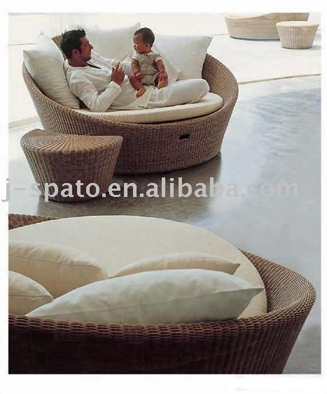gro es rattan sofa bett setjs r902s wohnzimmer sofa produkt id 303739569. Black Bedroom Furniture Sets. Home Design Ideas