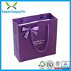 promotion printed custom made paper bag from China factory