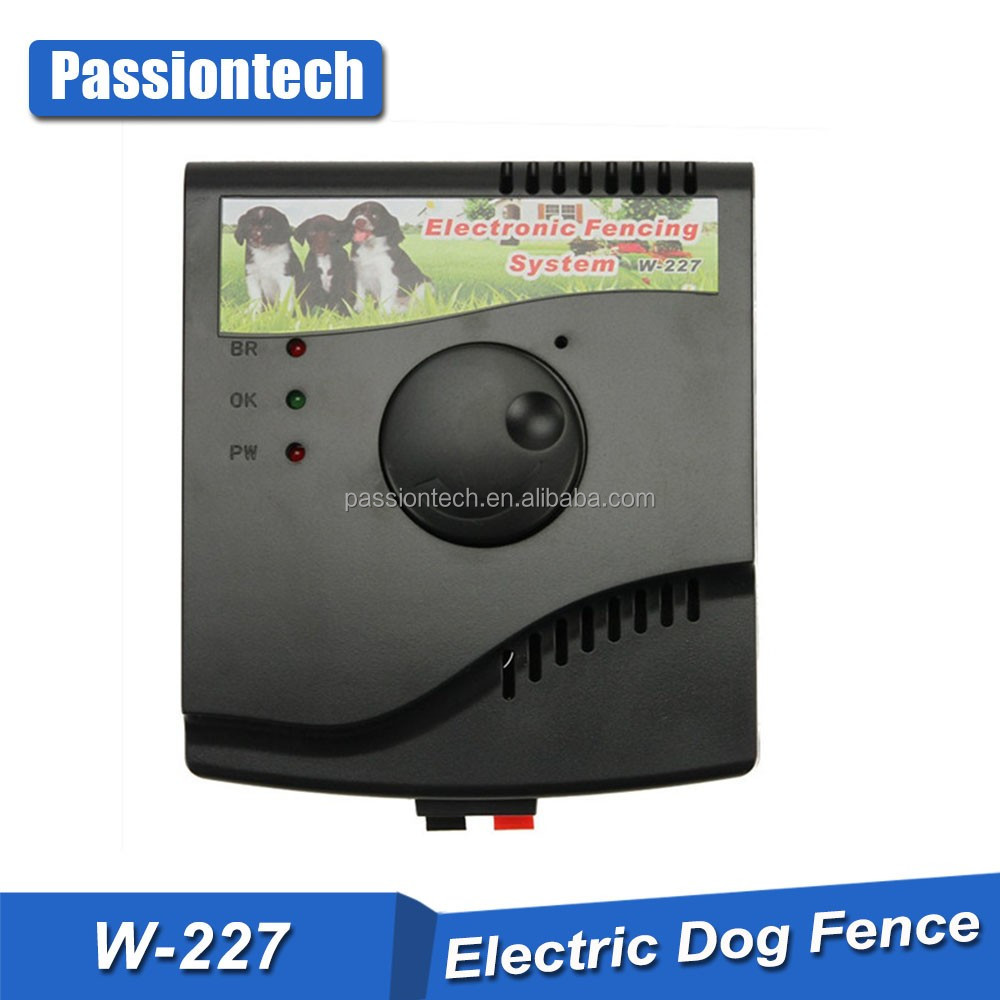 Waterproof and Rechargeable Electric Dog Fence, Electronic Dog Fence, Extra Collar and Wire are Available
