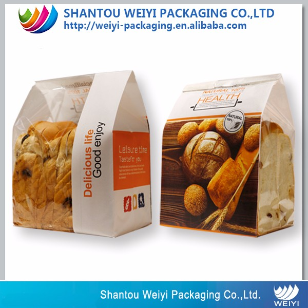 Food grade kraft paper/snack food packaging bag/wax paper for food