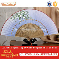 Portable Personalized Business Gift Hand Folding Fan
