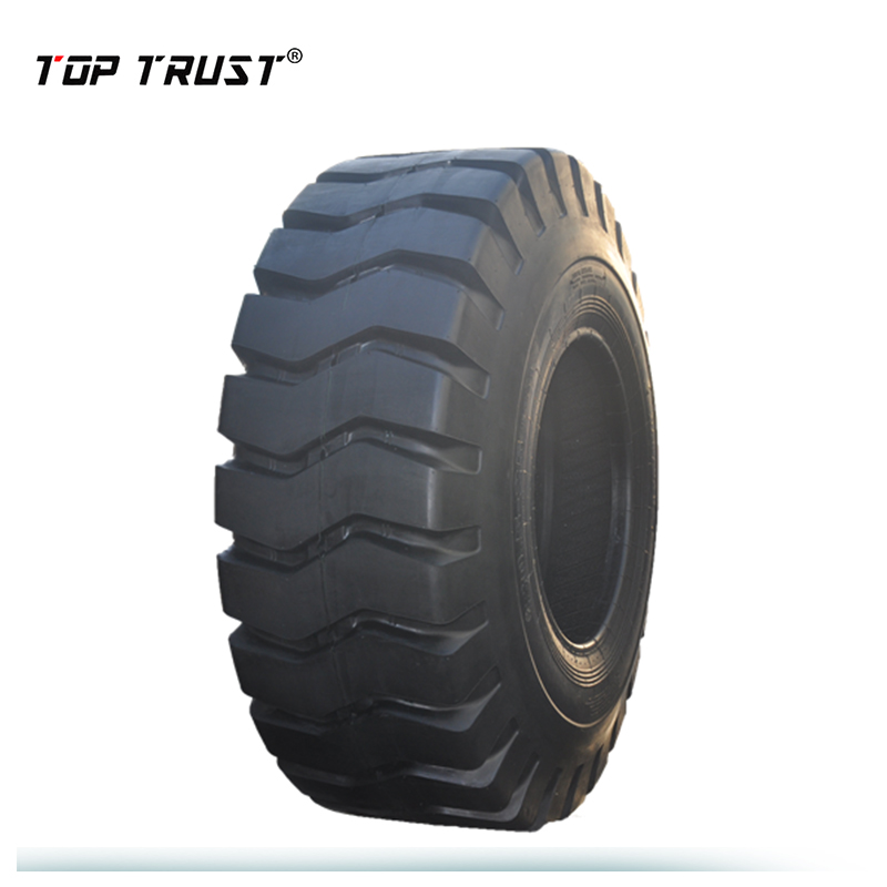 Good traction wide base e3/l3 otr tire 17.5-25