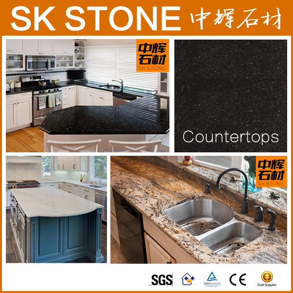 Buy Kitchen Countertops : Sk Stone ] Marble Granite Kitchen Countertops - Buy Countertops ...