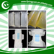 Positioning adhesive hot melt Structure hot melt glue for diaper