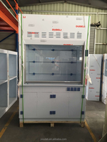 used chemical table top fume hood
