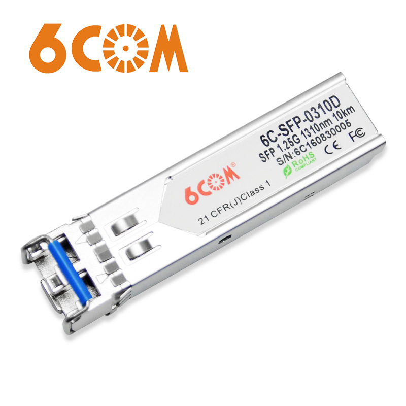 SFP Transceiver 1.25G 1310nm SMF 10Km for Extreme 10060
