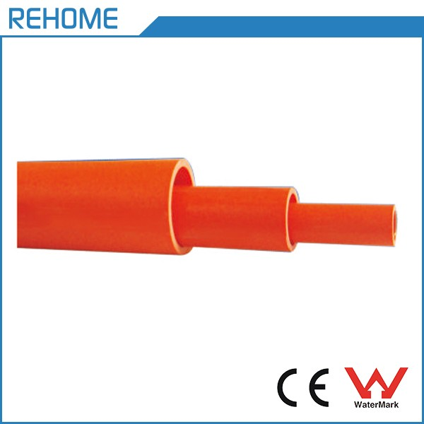 IEC614 standard professional pvc conduit price pvc conduit size pvc conduit