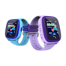 Electronics Smart baby Watch Mobile Phone kids gps tracker smart watch with Real-time GPS Monitoring