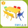 Kindergarten Used School Kids Plastic Chairs Table And Tables