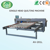 Top grade factory supply best seller single head quilting machine , computer quilting machine