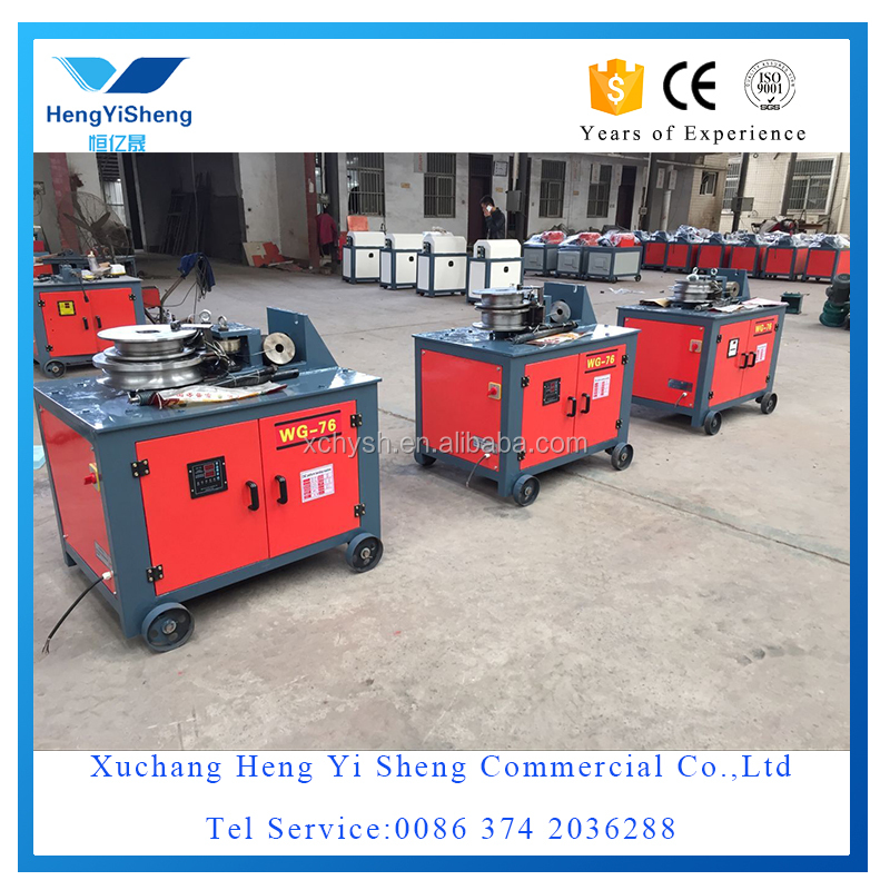 Cheap Price Square Steel Pipe Bending Machine/Tube Benders for Sale