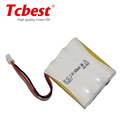 Top selling factory supply ni-cd d 550mah rechargeable battery 3.6v