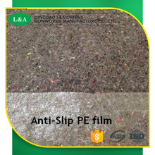 PE Film+Felt Laminated Material Nonwoven as Paint Protector