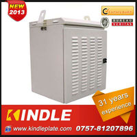 coustom sheet metal electric meter cabinets