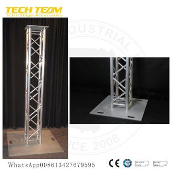 1.5m height Aluminum Stage Club DJ Lighting Truss Tower Totem