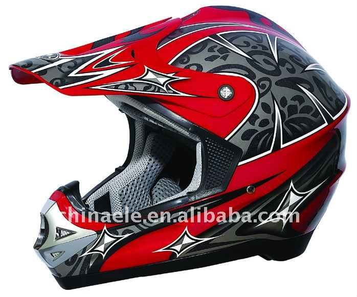 ECE cross helmet