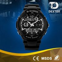 Hot selling OEM unisex student digital sports watch